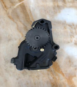 9144558 LIEBHERR OIL PUMP