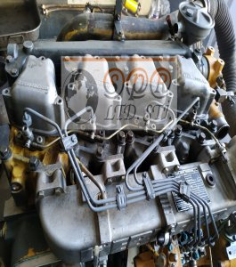 D924 DIESEL ENGINE REVISION